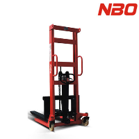 manual forklift manual pallet stacker
