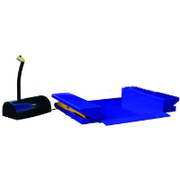 Ground loaded Lift Table