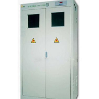 All Steel Gas Cylinder Storage Cabinet
