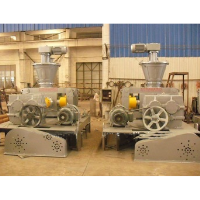 Changzhou double roller granulator for clay