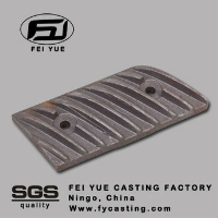 agriculture machinery parts/precision casting