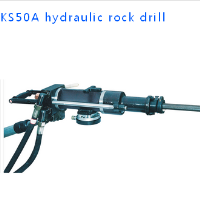KS50A hydraulic rock drill