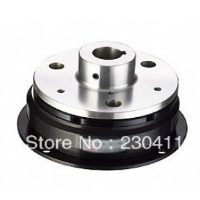 Wipe type, single plate electromagnetic clutch 24V/ torque 2.5Kgm, industrial brake