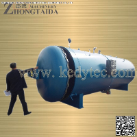 5 meters rubber hose electric curing autoclave