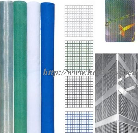 Plastic Window Screen