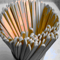 Disposable 140mm Wooden Stirrer