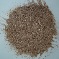 Corn straw powder