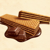 Chocolate Wafer 140g