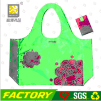 Fashion new arrive nylon folding shopping bag