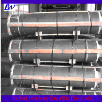 Graphite electrodes for arc furnaces