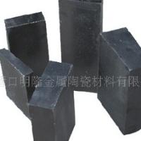 Aluminum magnesium carbon brick for ladle refining