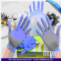 Latest Disposable Medical Nitrile Gloves for Hands Safety