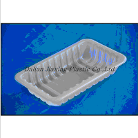 High Oxygen Barrier Biodegradable Retort meat trays(PP/EVOH/PE)