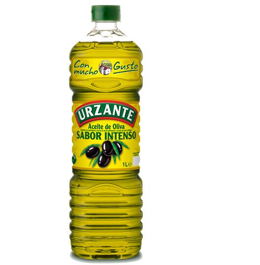 Intense taste Olive Oil