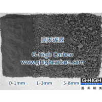 Low Nitrogen Graphite Petroleum Coke 1-5mm