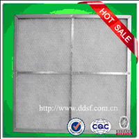 HVAC synthetic fiber panel pre air filter