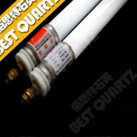 Quartz heating tube