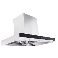 small electric ranges hood