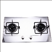 Super Slim 2 Burners Gas Stove