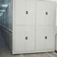 Mobile removable book shelving, compact shelving