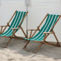 one personal easy beach chair