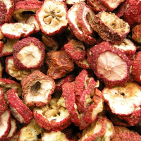 Dried Hawthorn fruit