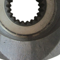 Custom-made industrial cast iron parts