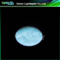 Rare earth glow luminescent pigment