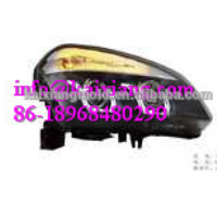 2008-2013 Nissan Qashqai modified LED head lamp ,head light , modified lamp , led lamp ,xenon lamp,Q5 double optical lens