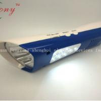 new mode portable LED flashlight radio torch radio