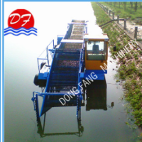China Dongfang Manufacturer Easy Operation Aquatic Plants Cutting Boat