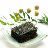 delicious sushi nori roasted seaweed