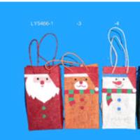 Hot sale gift package bag,christmas gift bag