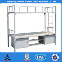 hostel metal bunk bed storage