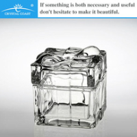 wholesale cheap fancy glass jewellery box