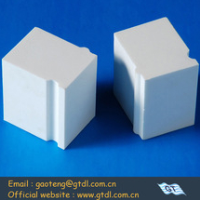 high alumina lining bricks for ceramic grinding liner