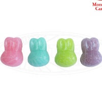 Rabbit shape jelly gummy candy