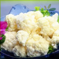 Harvested Chinese Organic Fresh Cauliflowers With Best Export Price For Sale