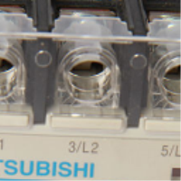Low-voltage Mitsubishi Solid State Contactors US-N20TE