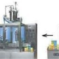 Semi-automatic Beverage Filling Machine