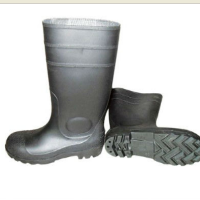 Safety Boots,Industrial PVC Steel Toe Boots ,Industrial PVC Boots/PVC Rain Boots/Rain Boots