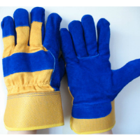 Winter Gloves, Winter leather work gloves , Leather Work Glove ,working gloves