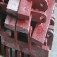 High Cr2 crusher hammer head