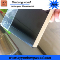 glossy UV MDF sheet for wardrobe