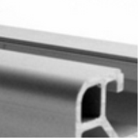 High quality aluminum profile t slot section for modular conveyors