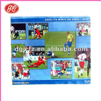 Hot Transfer Cartoon Microfiber Wipe Cloths