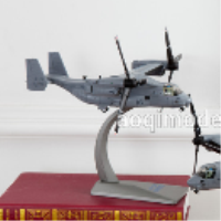 V-22 Osprey Tiltrotor model 1:72 scale airplane model