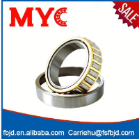 Hot sale sealed cylindrical roller bearing nu205