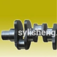 Isuzu 4JA1 engine crankshaft