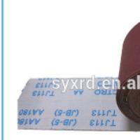 high quality hand use JB-5 Aluminium Oxide flexible abrasive cloth roll